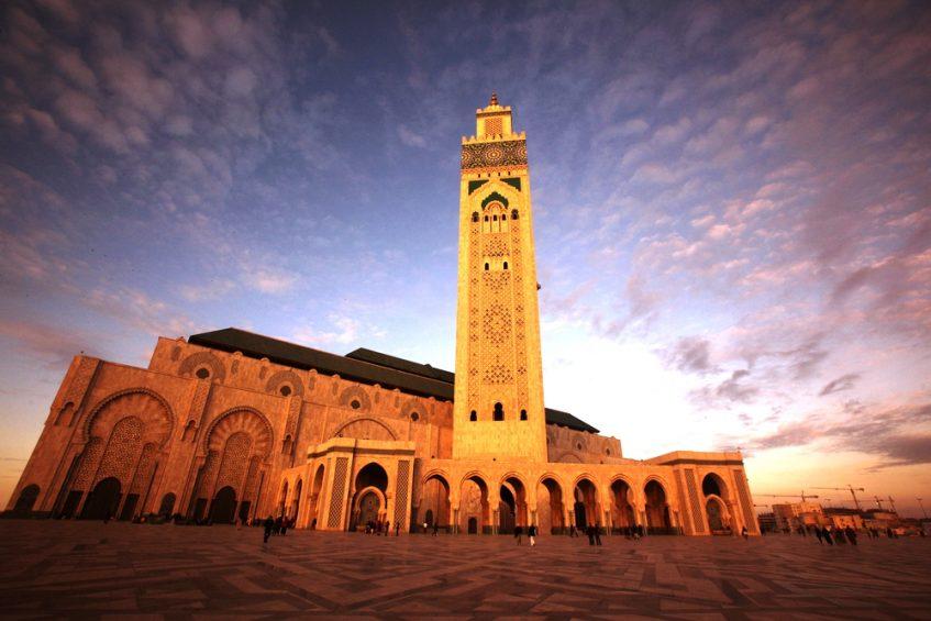 Arrivée à Casablanca  Rabat