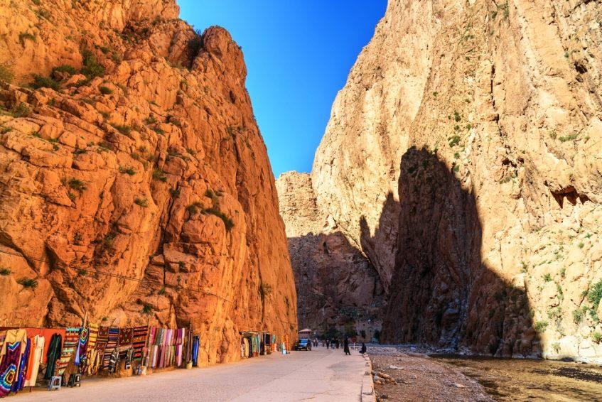 Merzouga  Gorges de Todhga - Ouarzazate