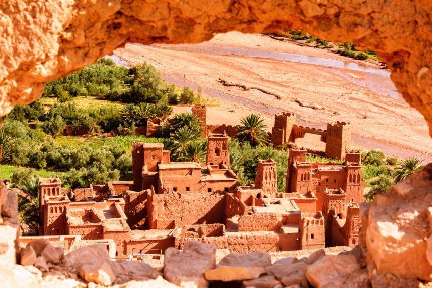 Ouarzazate - Marrakech