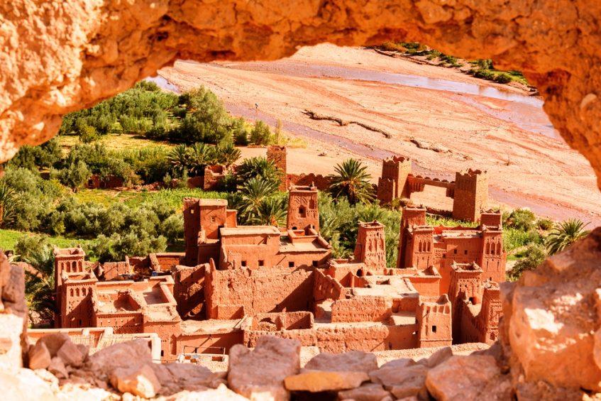 Ouarzazate  Marrakech