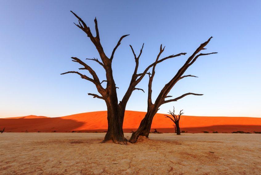 Maltahohe - Parc National du Namib - Naukluft