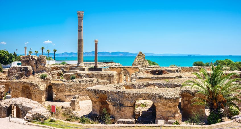 Tunis  Carthage - Sidi Bou Saïd - La Médina - Tunis