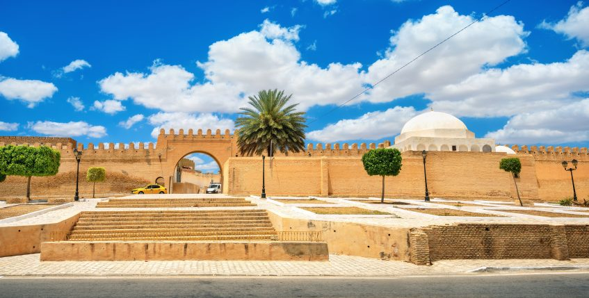 Tozeur  Kairouan - Sousse