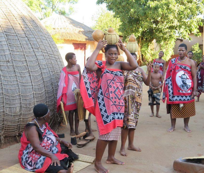 Swaziland - Hazyview