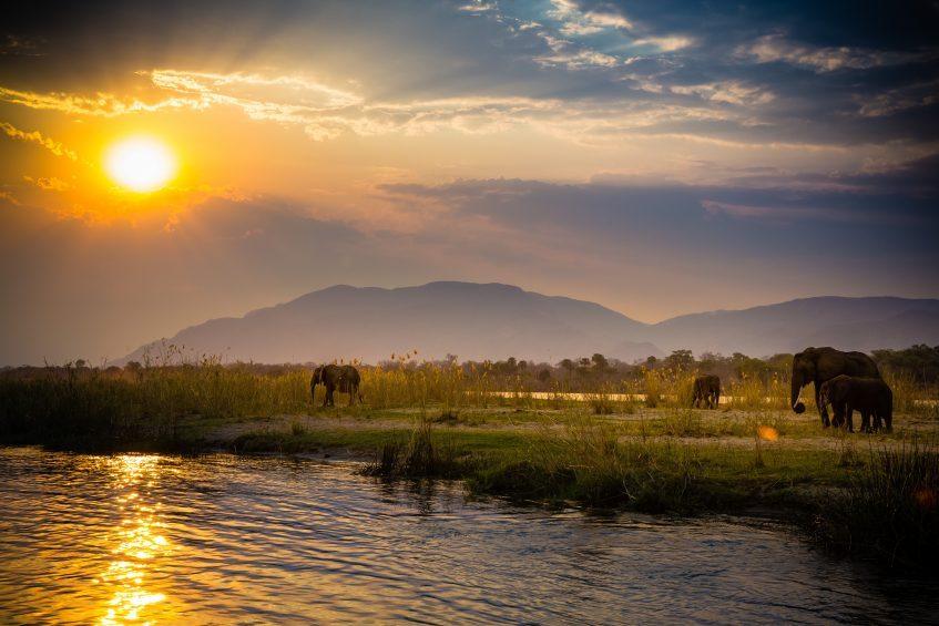 Johannesbourg - Chutes Victoria (vol) - Zimbabwe