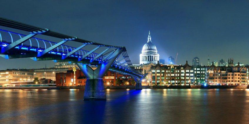 Londres et après-midi libre