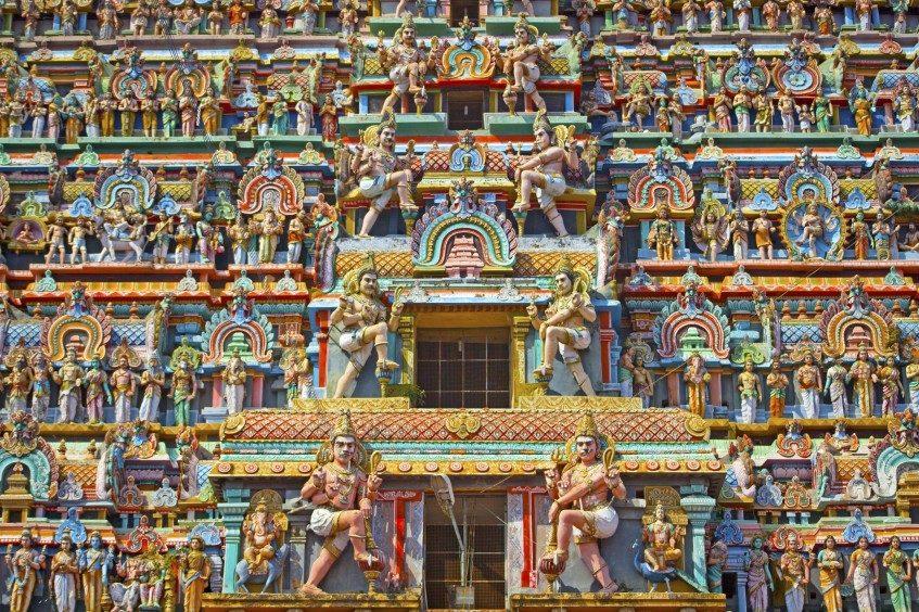 Pondichery - Chidambaram - Kumbakonam