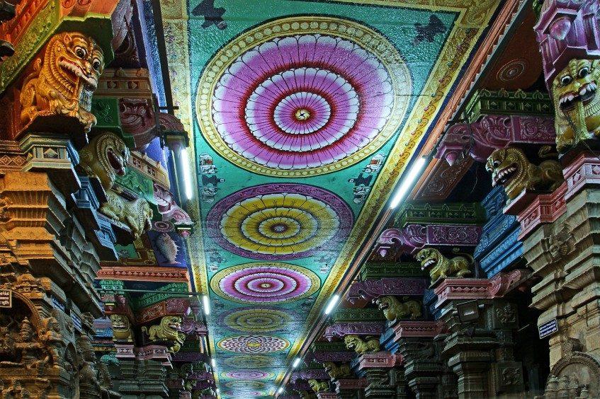Kumbakonam - Tanjore - Madurai