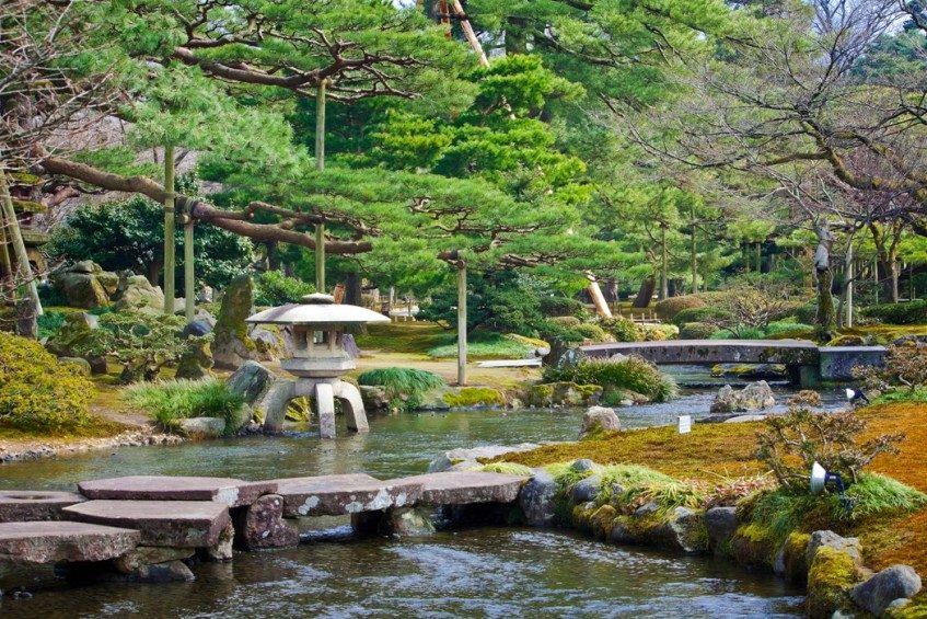 Kanazawa - Kyoto