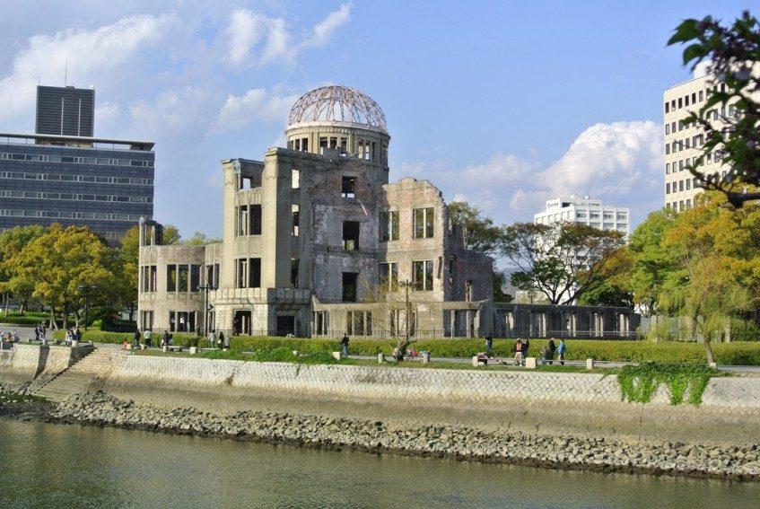 Kyoto - Hiroshima - Miyajima - Hiroshima