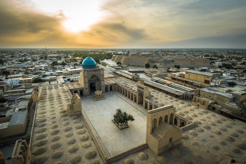 Khiva  Boukhara