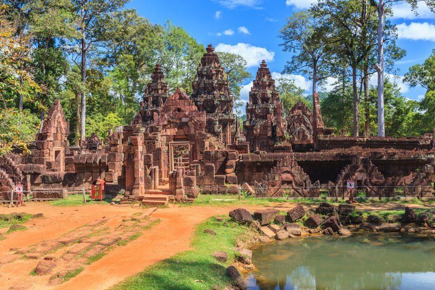 Siem Reap Kbal Spean - Phnom Kulen - Banteay Srei