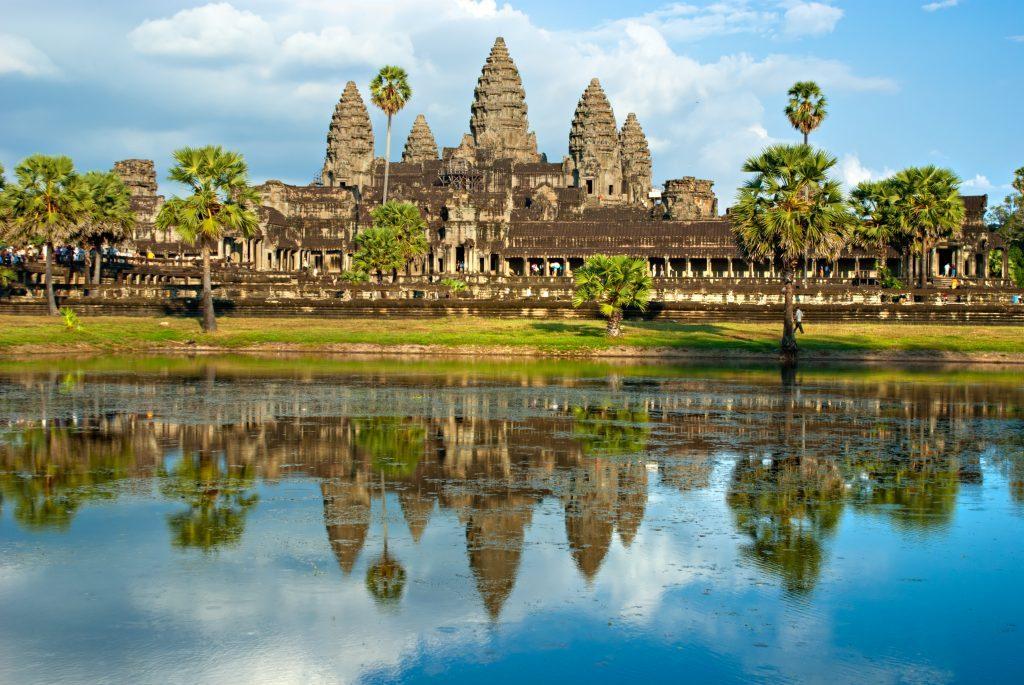 Vietnam et Cambodge boat