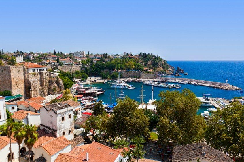 Antalya - Phaselis - Kaş