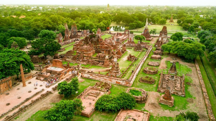 Rivière Kwai - Ayutthaya - Phitsanuloke