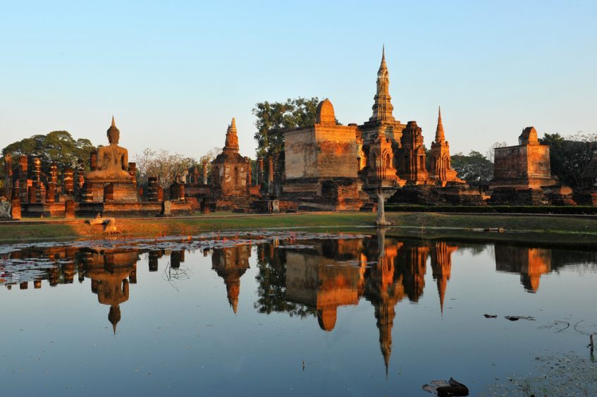 Uthaï Thani Sukhothaï