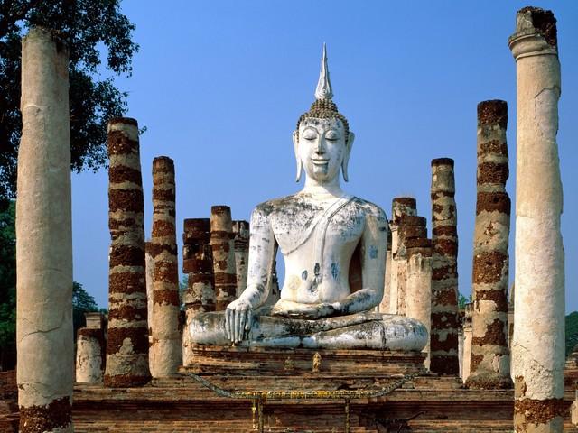 Phitsanuloke - Sukhothai - Lampang -  Chiang Mai