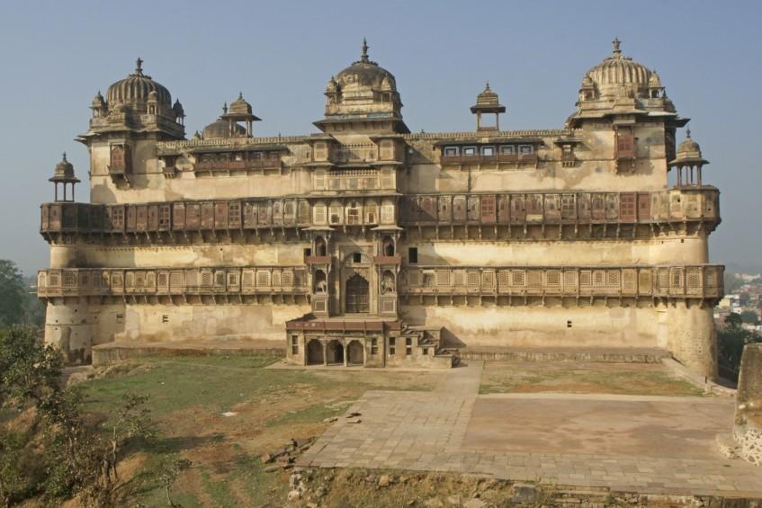 Agra  Jhansi - Orchha