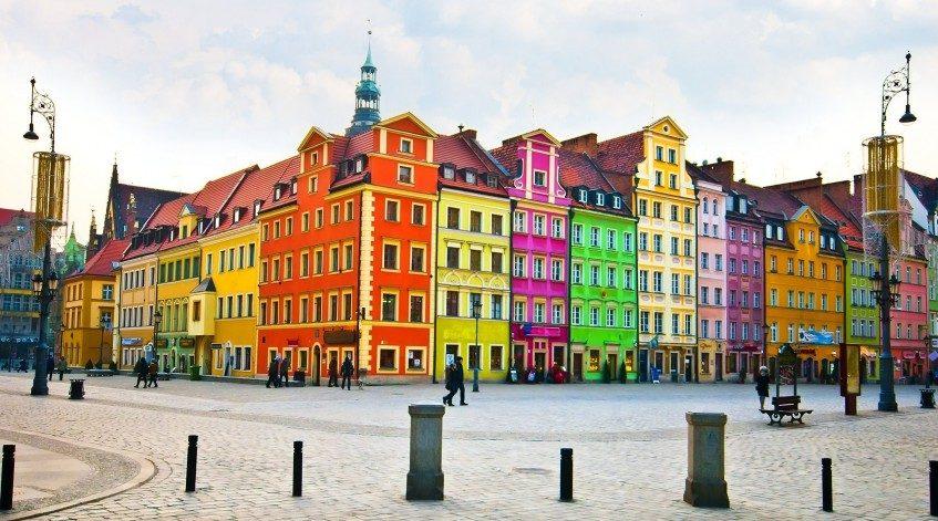 Berlin - Cracovie