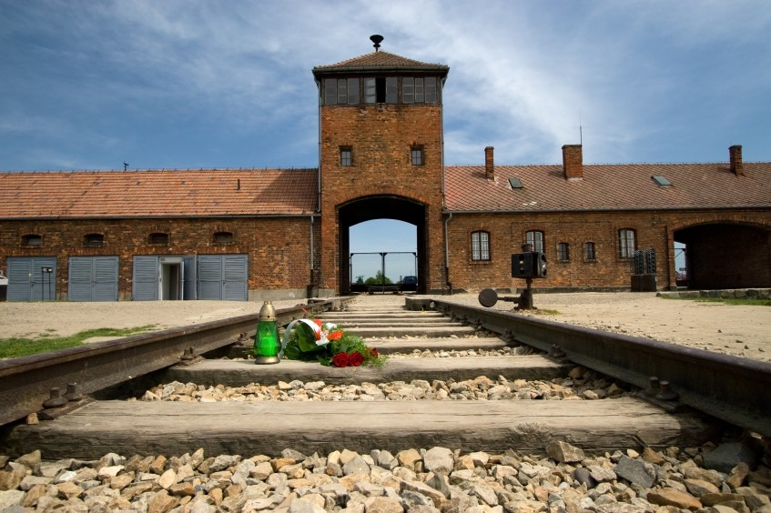 Cracovie  Auschwitz-Birkenau