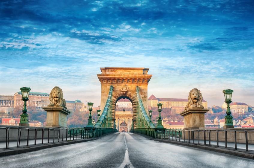 Cracovie  Wadowice - Budapest