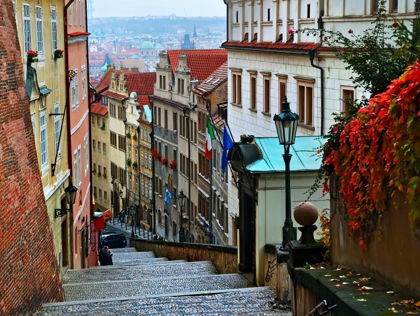 Prague  Montréal