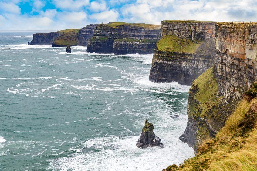 Killarney  Falaises de Moher - Galway