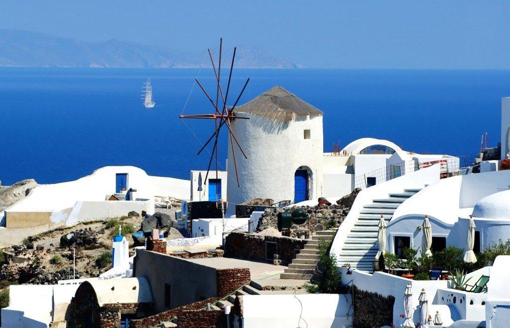 Grèce, ses îles et la Crète boat