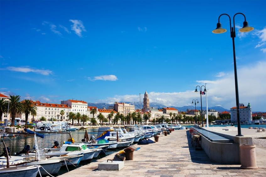 Région de Split