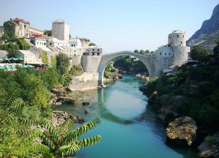 Dubrovnik  Mostar - Sarajevo