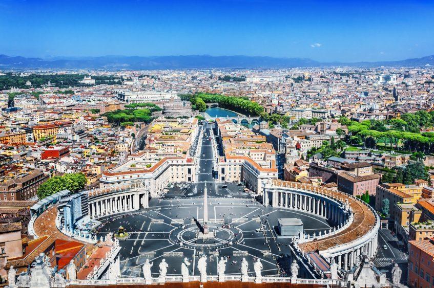 Le Vatican - Cours de cuisine