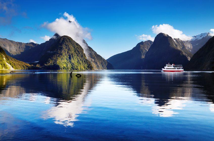 Wanaka - Milford Sound
