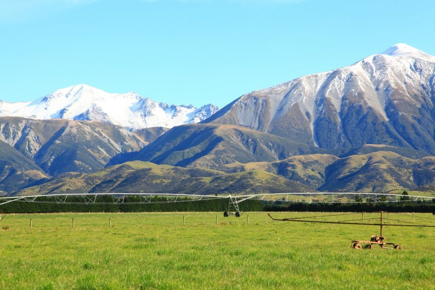 Wanaka - Christchurch