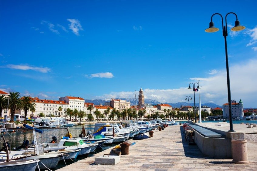 Split - Région de Split