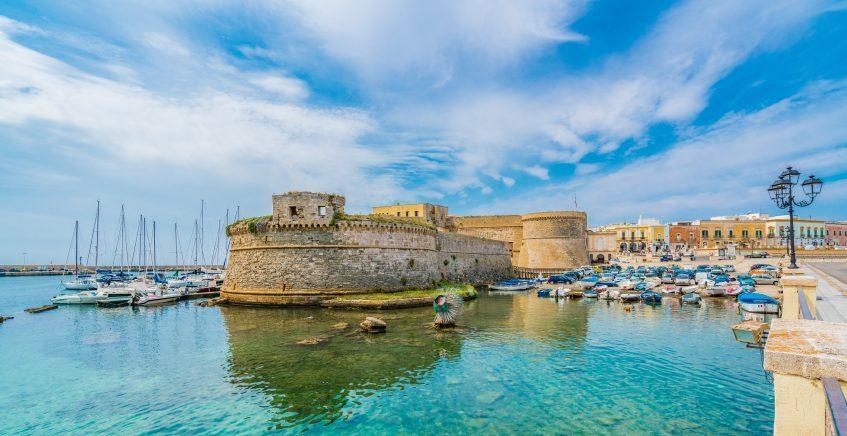 Lecce - Otrante - Gallipoli - Lecce