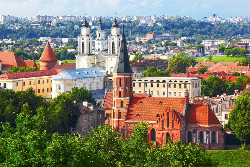 Vilnius - Kaunas - Klaipeda