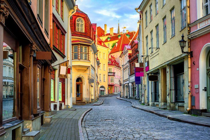 Tallinn - Kadriorg
