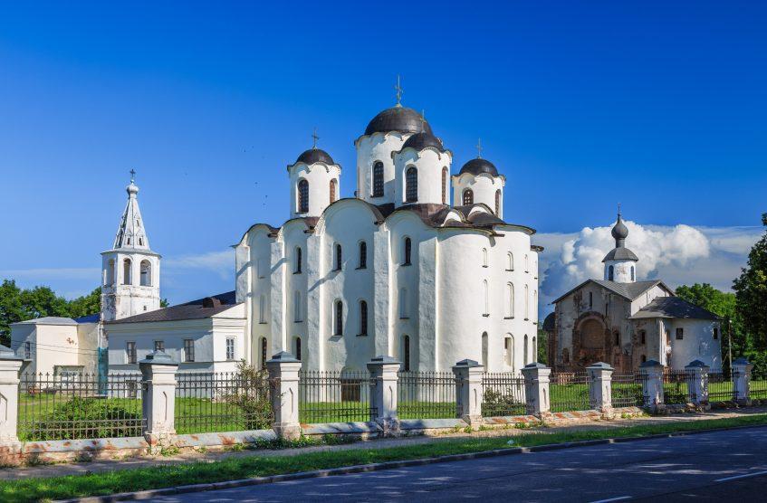 Saint-Pétersbourg - Novgorod - Saint-Pétersbourg