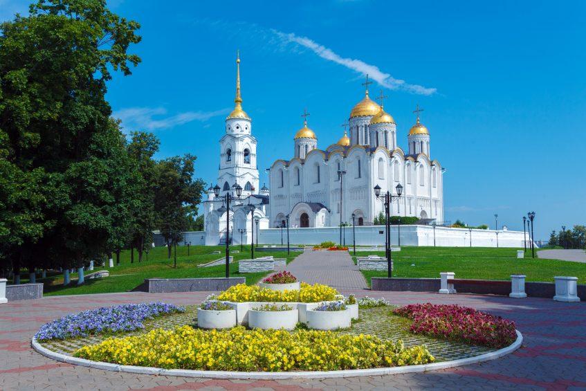 Moscou - Vladimir - Souzdal