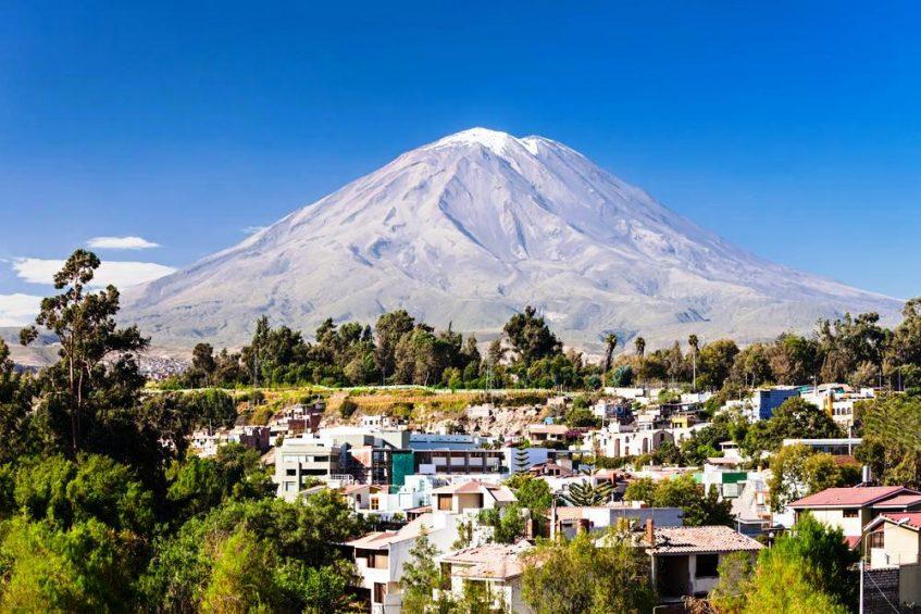 Lima  Arequipa (vol)