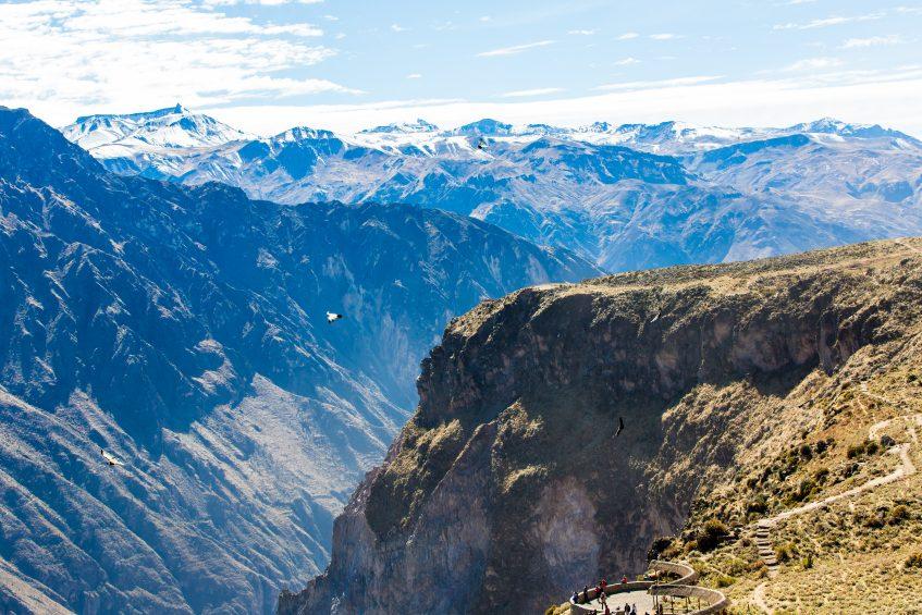 Arequipa  Canyon de Colca