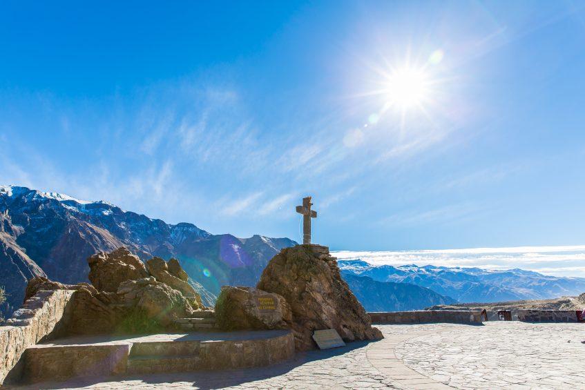 Canyon de Colca  Puno