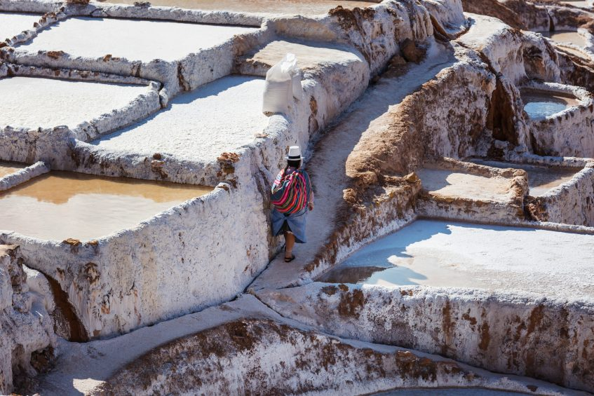 Cusco  Awana Kancha - Pisac - Maras - Ollantaytambo - Train pour Aguas Calientes