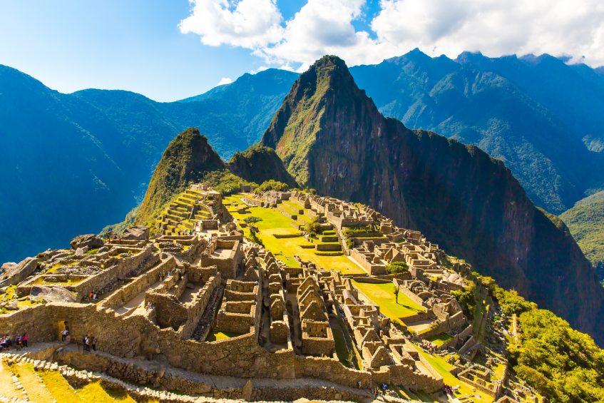 Visite du Machu Picchu  Train pour Cusco