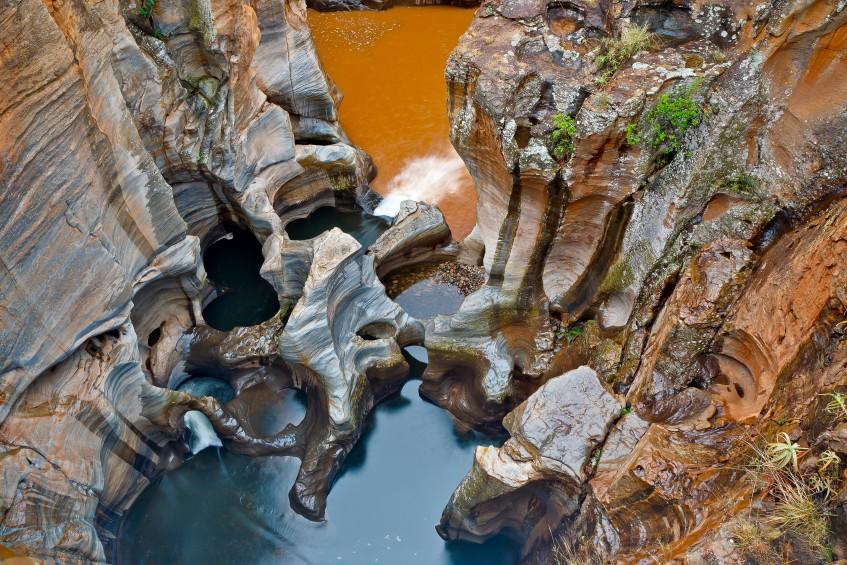 Hazyview  Route Panoramique - Safari à Burgersfort
