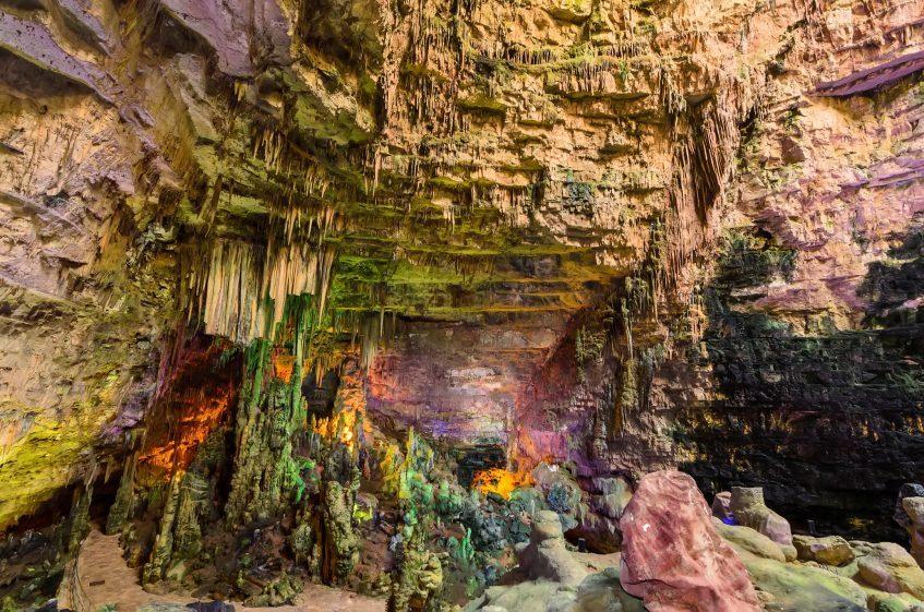 Grotte de Castellana - Monopoli - Polignano - Vallée d'Itria
