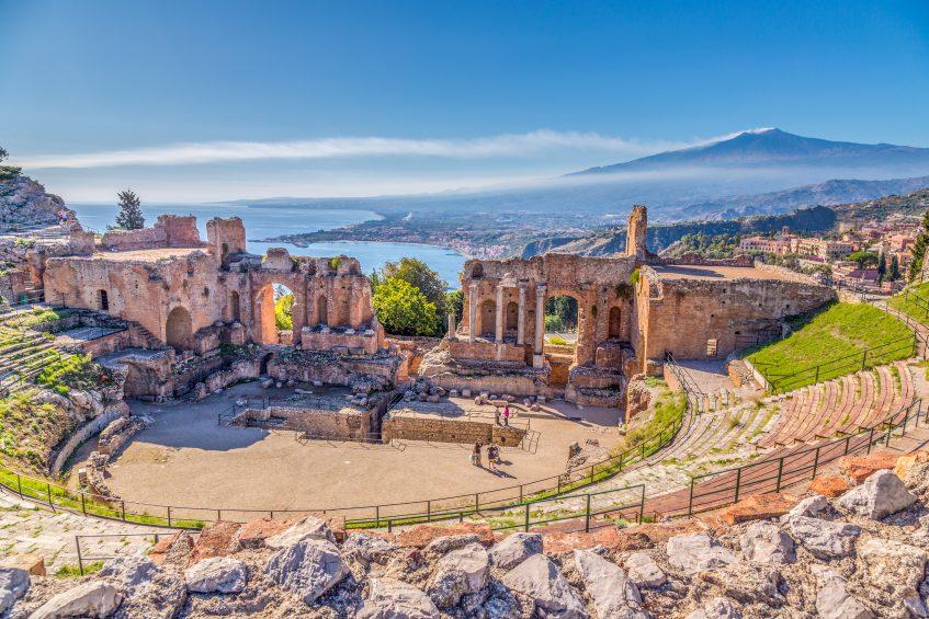 Etna  Taormine