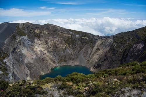 San José  Volcan Irazu - San José