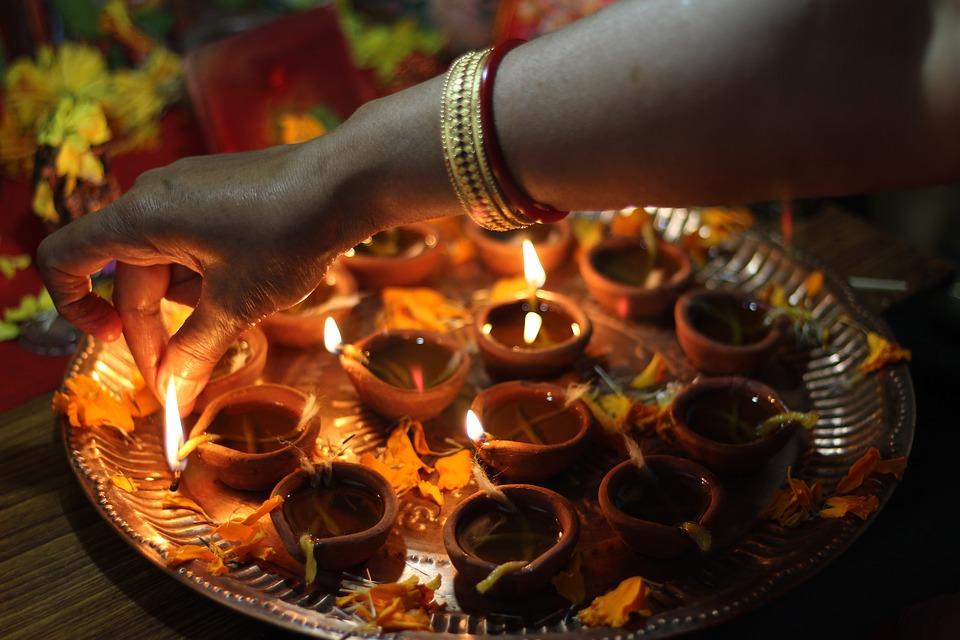 Pushkar  Jaipur (Festivités Diwali)