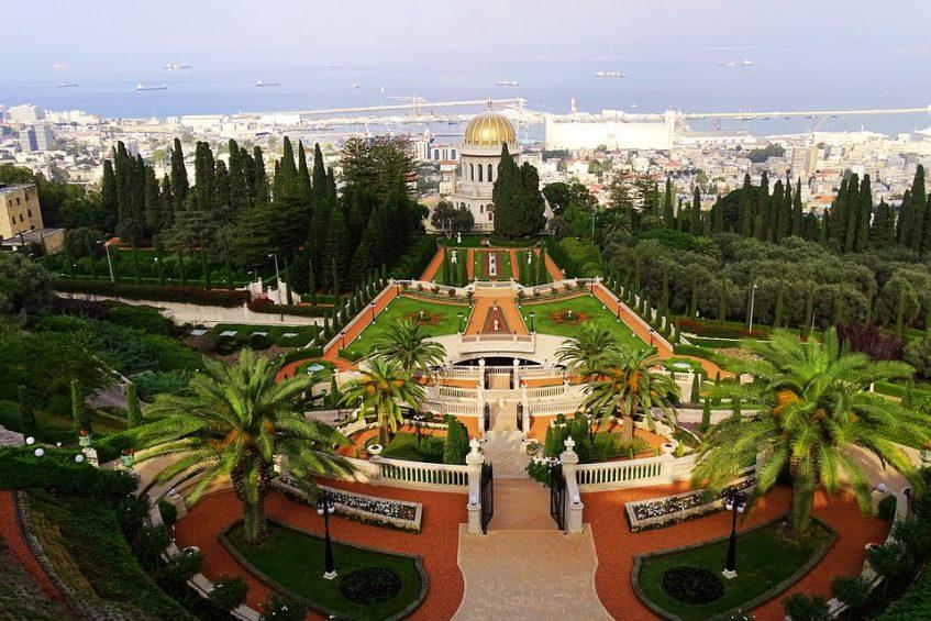 Tel Aviv - Césarée Maritime - St-Jean-d'Acre - Nazareth